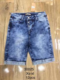 Spodenki jeansowe (XS-XL/12 SZT)