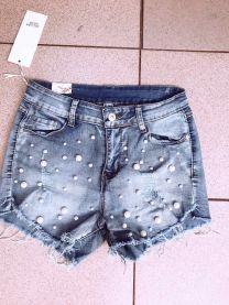 Spodenki jeansowe (XS-XL/10 SZT)