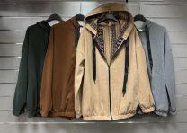 Bluzy z kapturem włoska (uniwersalny/6szt)