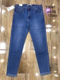 Spodnie jeansowe damskie(44-56/12P)