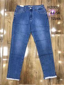 Spodnie jeansowe damskie(44-54/12P)