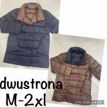 Kurtka DWUSTRONA (M-2XL/4 szt)