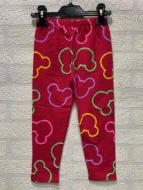 Spodnie Dresowe dziewczynka (1-4LAT/4szt)