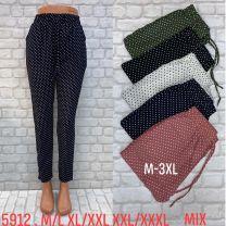 Spodnie letnie (M-3XL/12szt)