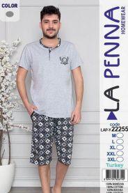 Bawełniana Piżama Męska (XL-4XL/4kompletów)