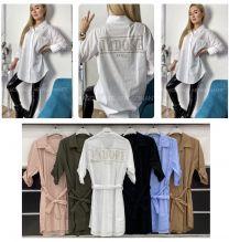 Koszula Włoska (S-XL/4szt)