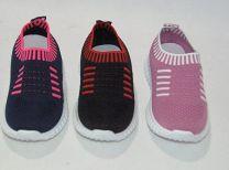 Buty sportowe wsuwane dziewczynka (25-30/18P)