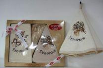 Bawełniane Ścierki Kuchenne (50x90/12szt)