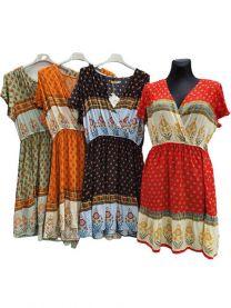 Sukienka z chiński (M-2XL/12szt)