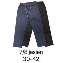 Spodnie Eleganckie Damskie (30-42/12szt)