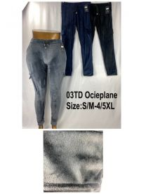 Spodnie damskie (S-5XL/12szt)