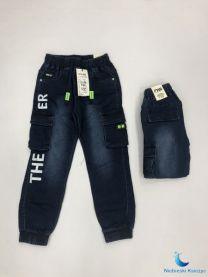 Spodnie jeansowe dzieci (3-8/10szt)