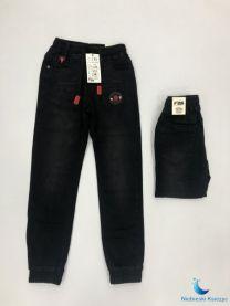Spodnie jeansowe dzieci (4-12/10szt)