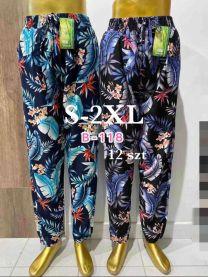 Spodnie letnie (S-2XL/12szt)