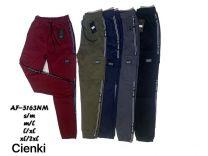Spodnie damskie (S-2XL/12szt)