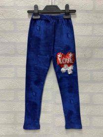 Spodnie legginsy dziewczynka (3-8LAT/5szt)