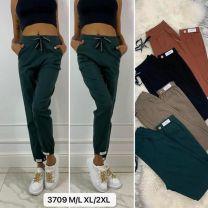 Spodnie dresowe damskie (M-2XL/12szt)