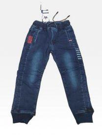 Spodnie jeansowe chłopięce (98-128/12szt)