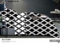Komplet pościeli 3D 4 CZĘŚCI (220x200cm/5kompletów)