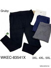 Spodnie damskie (3XL-5XL/12szt)