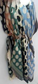 Chusta krawatka damska (uniwersalny/12szt)