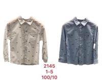 Koszula chłopięca (1-5 LAT/10szt)