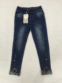 Spodnie jeansowe dziewczęce (8-16LAT/10szt)