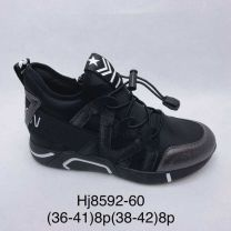 Buty Sportowe Wiązane Damskie (36-41/8P)