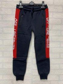 Spodnie dresowe chłopięce (6-14LAT/5szt)