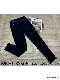 Spodnie damskie (S-3XL/12szt)