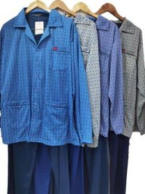 Piżama męska (M-3XL/10kompletów)