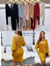 Sukienki swetry z chiński (uniwersalny/10szt)
