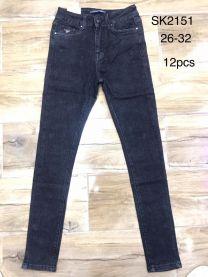 Spodnie jeansowe(26-32/12szt)