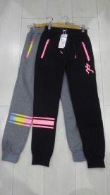 spodnie desowe dziewczece (134-164/12szt)