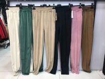 Spodnie welurowe damskie (uniwersalny/6szt)