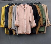 Bluzy z kapturem (uniwersalny/6szt)