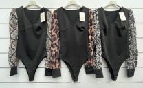 Bluzka Body damskie (uniwersalny/6szt)