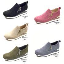 Buty Sportowe Wsuwane Damskie (36-41/8P)