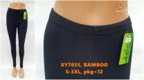 Spodnie Legginsy damskie (S-3XL/12szt)