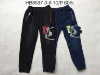 Spodnie jeansowe chłopięce (3-8/10szt)