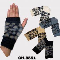 Rękawiczki bez palców  (uniwersalny/12P)