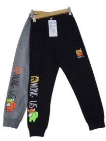 Spodnie dresowe chłopięce (98-128/12szt)