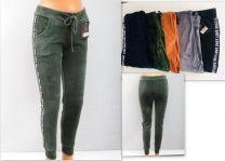 Spodnie welurowe (XL-6XL/12szt)