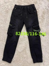 Spodnie jeansowe chłopięce (116-146/12szt)