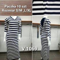 Sukienka z chiński (S/M-L/XL/10szt)