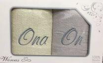 Komplet ręczników (70x140/5kompletów)