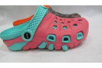 Klapki basenowe kroksy damskie (36-41/24P)
