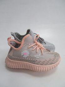 Buty sportowe wsuwane dziewczynka (26-31/18P)