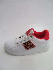 Buty sportowe wiązane dziewczynka (30-35/12P)
