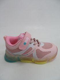 Buty sportowe na rzepy dziewczynka (26-31/12P)